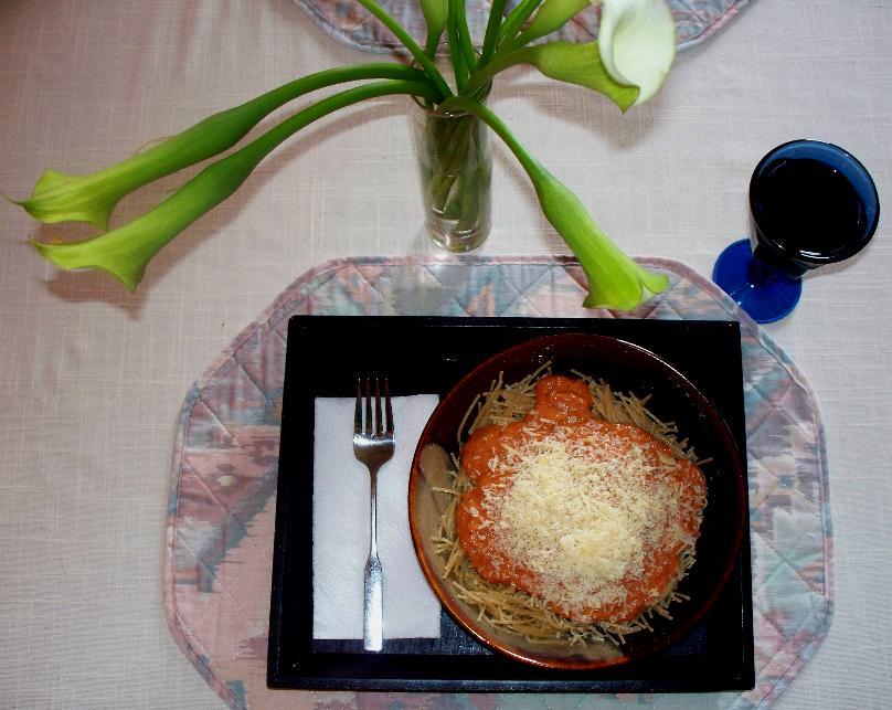 pesto-served