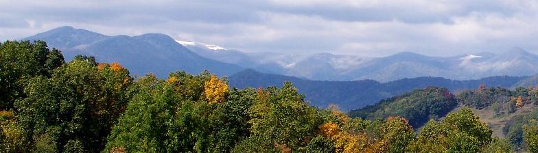 snow on 10-18-09